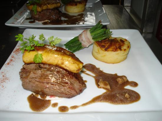 filet de boeuf Rossini